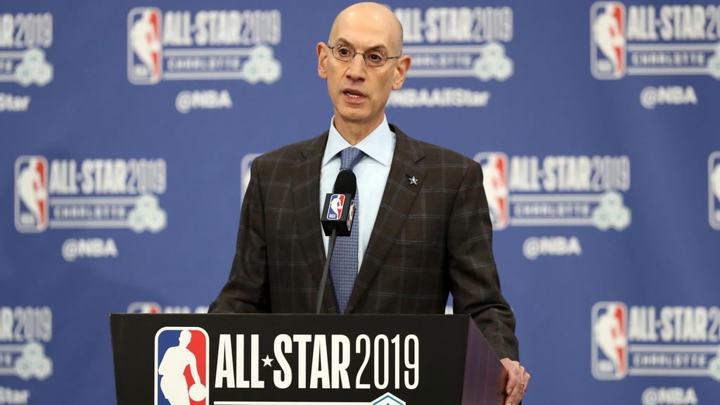 Adam Silver informierte über die Gedankengänge der NBA-Bosse