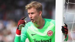 Frederik Rönnow verletzte sich an der Schulter