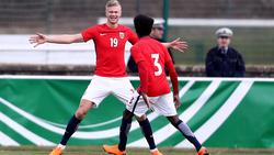 Erling Haland erzielt neun Tore in einem Spiel