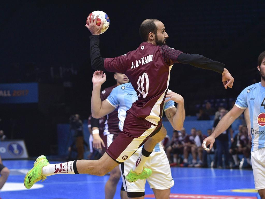 Katar setzte sich bei der WM souverän gegen Argentinien durch