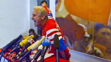 Giovanni Trapattoni ging mit seiner Wutrede beim FC Bayern in die Bundesliga-Geschichte ein