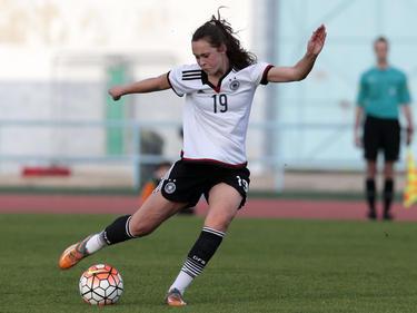 Gianna Rackow steuere einen Treffer bei