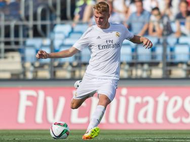 Philipp Lienhart im Dress von Real Madrid ist Vergangenheit