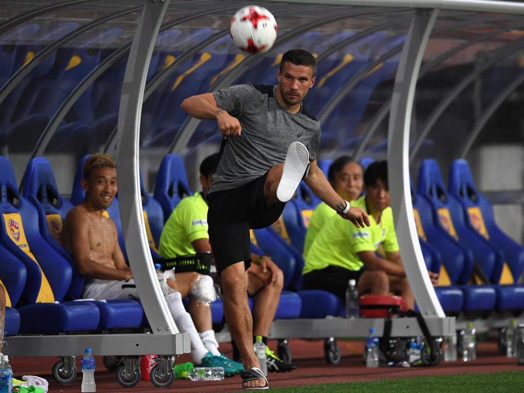 Fühlt sich dem 1. FC Köln weiterhin verbunden: Lukas Podolski