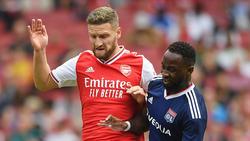 Shkodran Mustafi stand in den ersten beiden Saisonspielen der Gunners nicht im Kader