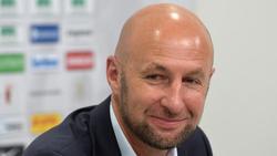 Klaus Hofmann ist der Präsident des FC Augsburg