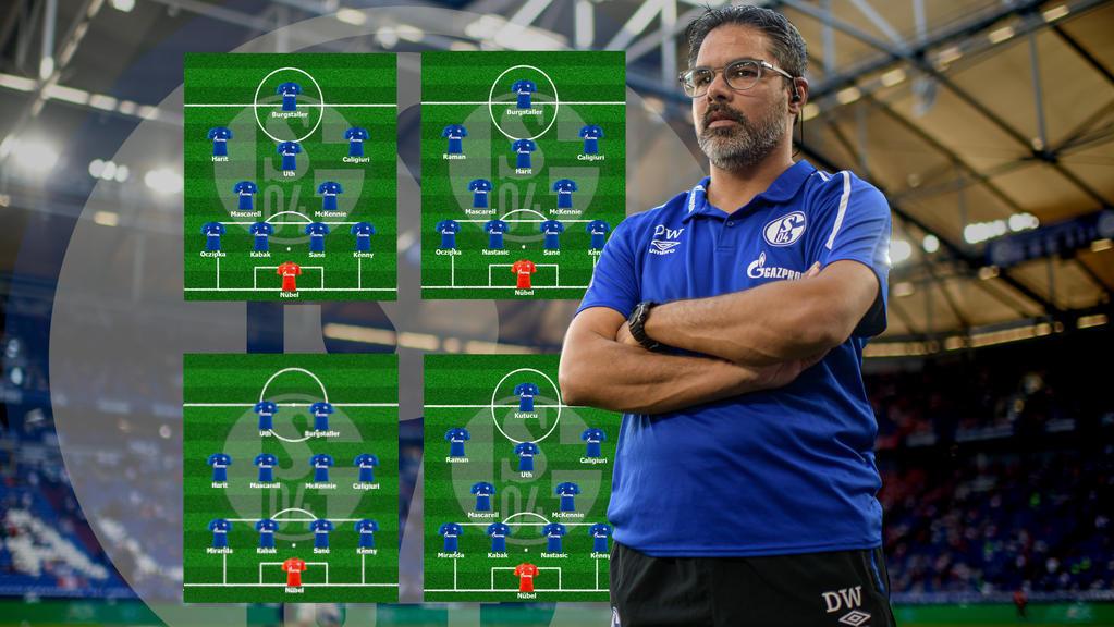 Wie läuft der FC Schalke gegen Paderborn auf?