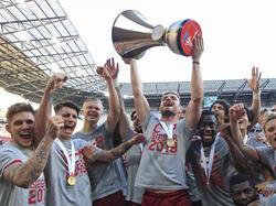 Vergangene Saison holte sich Salzburg den Titel