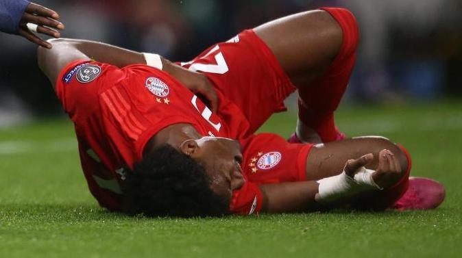 David Alaba Verletzung