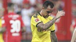 Alcácer fehlt dem BVB auch gegen Gladbach