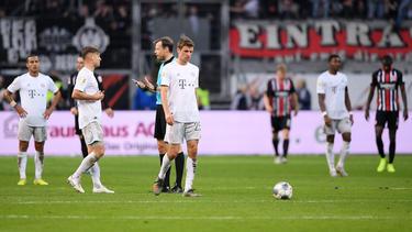 El conjunto de Baviera fue vapuleado lejos de su estadio.