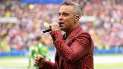 """Klopp ist der """"Männer-Schwarm"""" von Robbie Williams"""