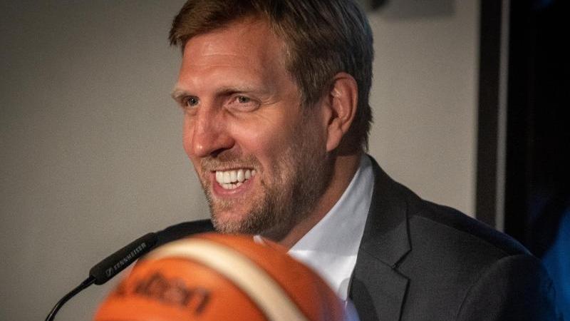 Traut den deutschen Basketballern durchaus eine Überraschung in Tokio zu: Dirk Nowitzki