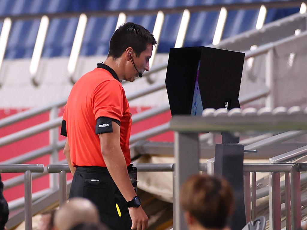Der VAR wird auch in der WM-Qualifikation zum Einsatz kommen