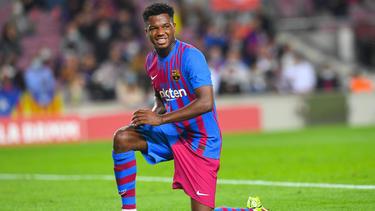 Ansu Fati verlängert beim FC Barcelona