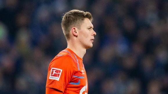 Die sportliche Rolle von Schalke-Keeper Alexander Nübel ist weiter ungewiss
