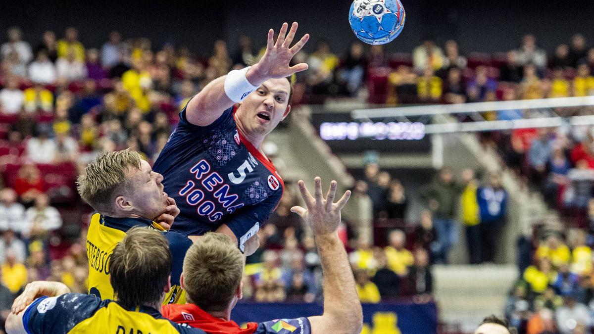 Norwegen schlägt Schweden bei der Handball-EM
