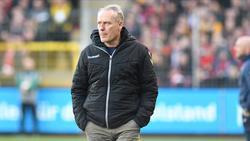 Christian Streich ist seit 2011 Cheftrainer beim SC Freiburg