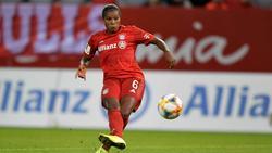 Lineth Beerensteyn spielt seit 2017 für den FC Bayern München