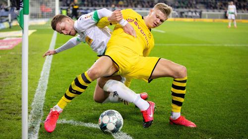 BVB-Stürmer Erling Haaland hat das Interesse der europäischen Fußball-Elite geweckt