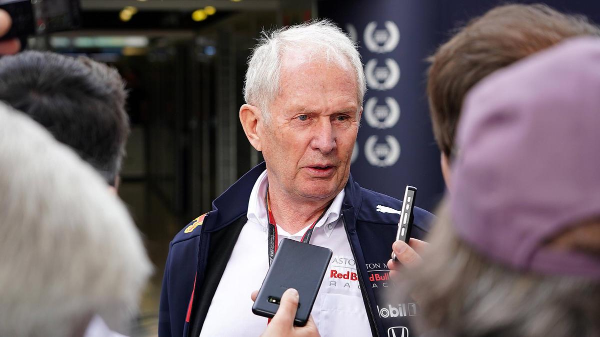 Helmut Marko ist der Mann, der für den Grand Prix von Österreich kämpft