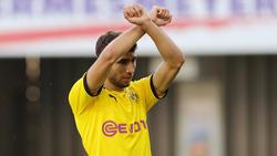 Achraf Hakimi wird den BVB im Sommer wohl verlassen