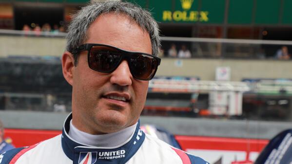 Montoyas bislang einziger Le-Mans-Start: 2018 mit United Autosports in der LMP2