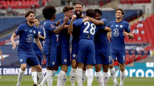 Der FC Chelsea hat das Pokalfinale erreicht