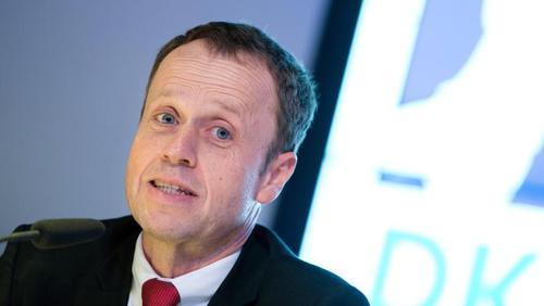 Hofft auf einen Saisonstart mit Zuschauern:HBL-Geschäftsführer Frank Bohmann
