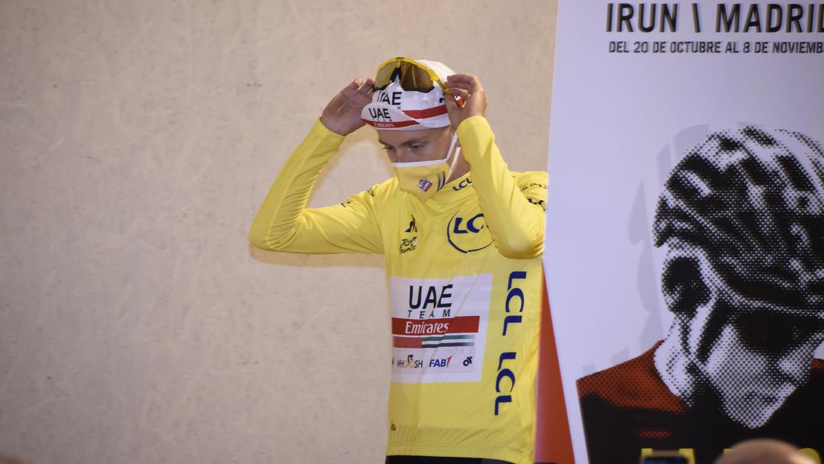 Diffuser Doping-Verdacht gegen Tour-de-France-Sieger Tadej Pogacar