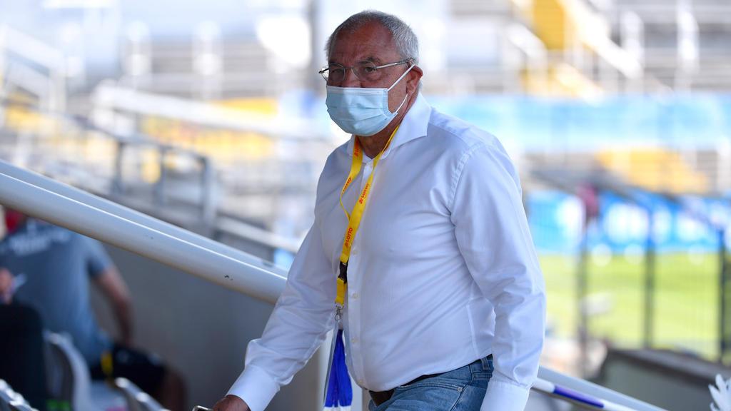 Ex-Schalke-Trainer Felix Magath analysiert die Krise bei seinem ehemaligen Verein