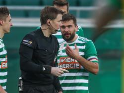 Zwei Spiele Zwangspause für Rapids Filip Stojković