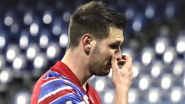 Niklas Süle hat es beim FC Bayern derzeit nicht leicht