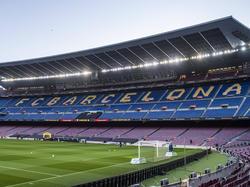 Wird im Camp Nou bald geimpft?
