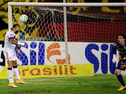 Gabriel Barbosa abrió el marcador nada más comenzar.