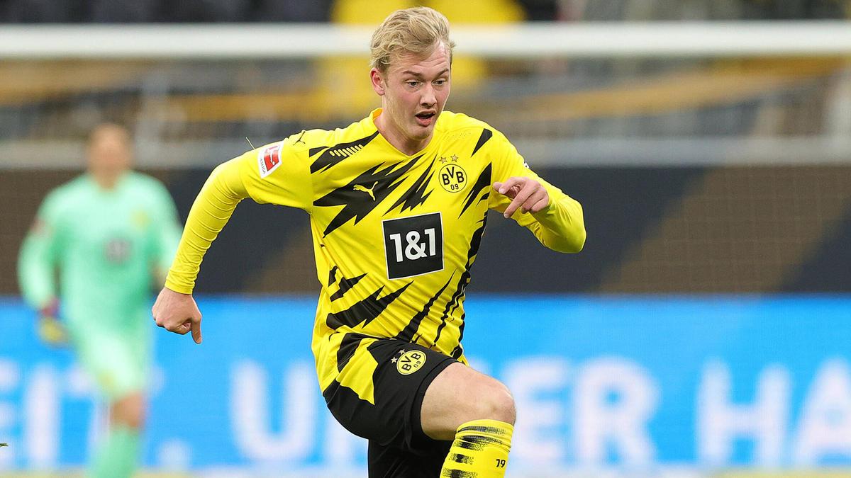 Julian Brandt gehört beim BVB zu den Verkaufskandidaten