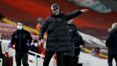 Jürgen Klopp unterlag erneut zu Hause mit seinen Liverpoolern