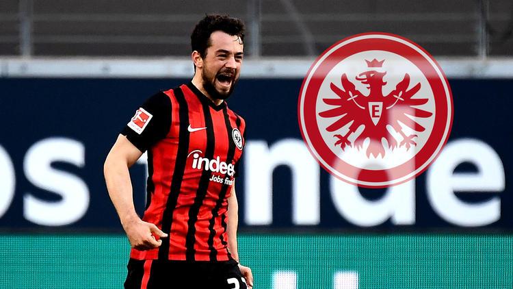 Amin Younes blüht bei Eintracht Frankfurt auf