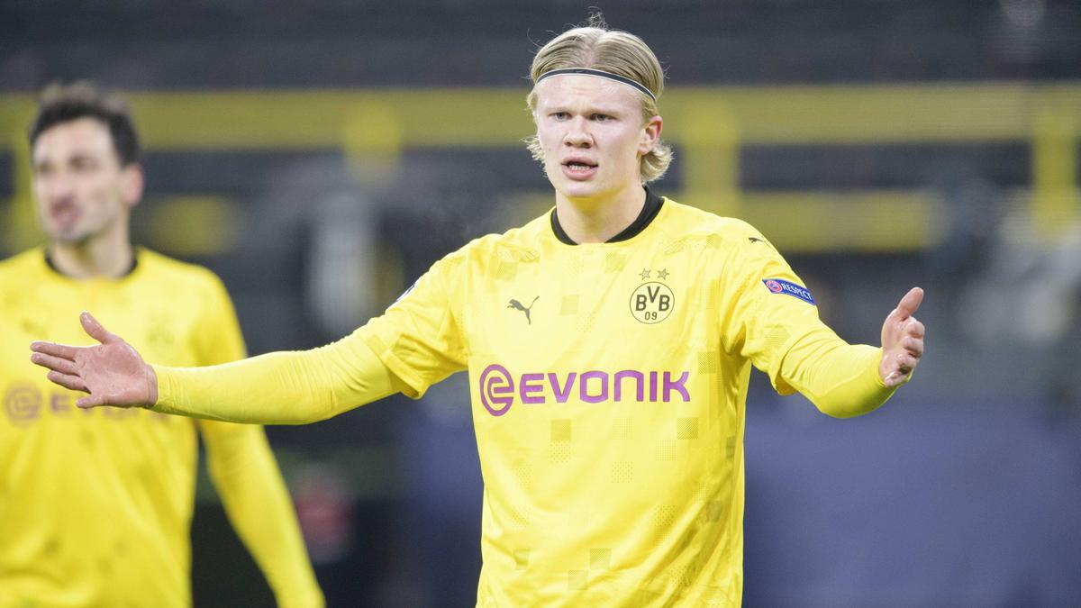 Der BVB will Erling Haaland in diesem Sommer wohl nicht abgeben