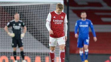 Der FC Arsenal hinkt den eigenen Ansprüchen weit hinterher