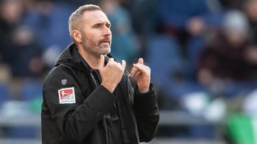 Tim Walter trainierte zuletzt den VfB Stuttgart - und übernimmt jetzt den HSV