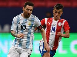 Aktuell kämpft Lionel Messi mit Argentinien bei der Copa América um den Titel