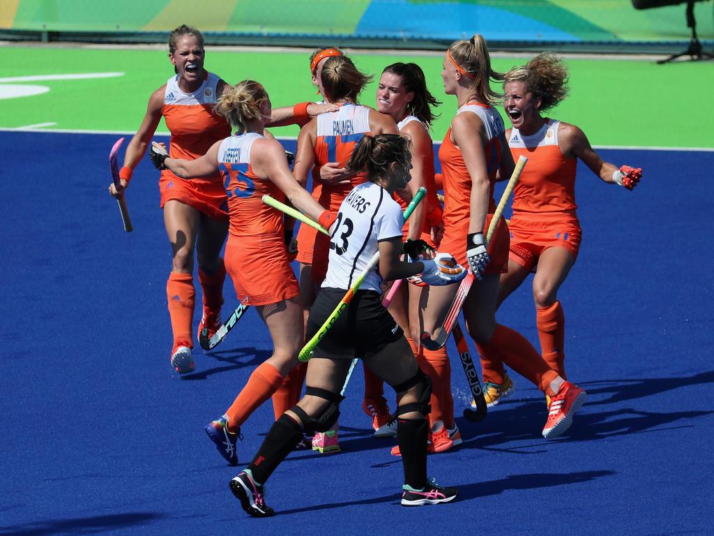Denkbar knapp gescheitert: Deutschland hat gegen die Oranje-Damen verloren