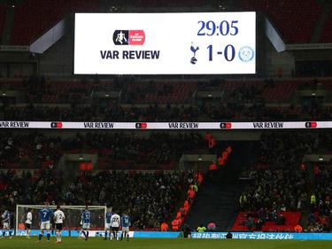 Der Videobeweis stößt bei den englischen Fans in auf Unmut und Ärger