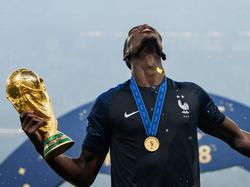Francia volvió a proclamarse campeona del mundo. (Foto: Getty)
