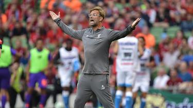 Jürgen Klopp kann sich den Job als deutscher Bundestrainer vorstellen