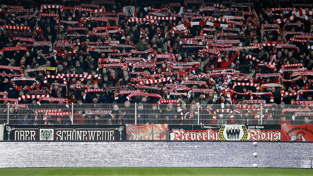 Union Berlin muss für das Vergehen seiner Fans zahlen