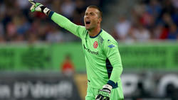 Michael Rensing geht als Nummer eins von Fortuna Düsseldorf in die Saison