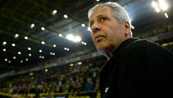 BVB-Coach Lucien Favre hat sich zu Mario Götze geäußert