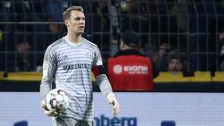 Manuel Neuer hat es zur Zeit schwer mit dem FC Bayern